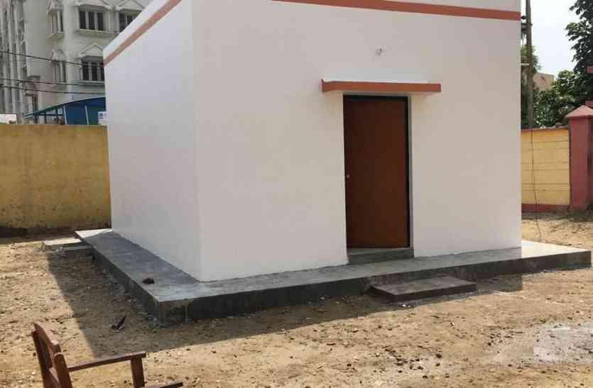 प्रधानमंत्री आवास योजना के लिए 2400 मकानों के लिए तलाशी ज़मीन, नए साल में नींव