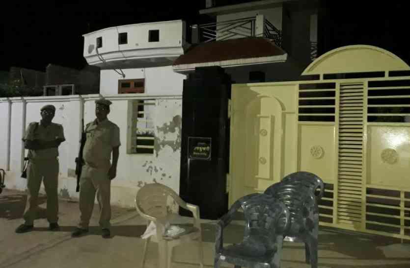 भाजपा विधायक राजकुमारी जाटव के निवास पर दागी गोलियां, फैली दहशत