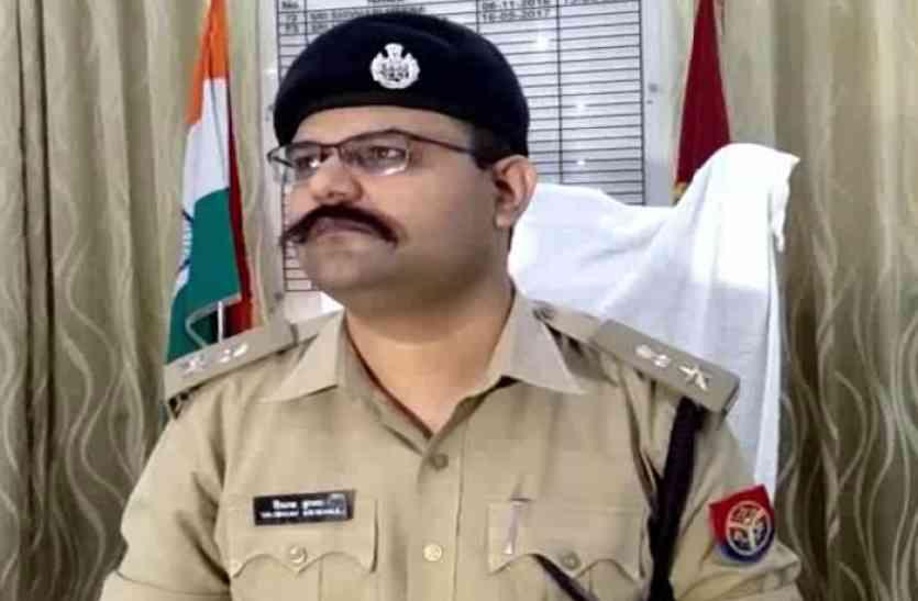भाजपा विधायक का थाने में हंगामा, पुलिस ने दर्ज किया मुकदमा