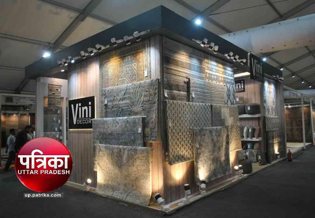 International Carpet Expo Varanasi 2017 Stalls