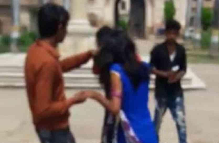 छात्रा से किया इजहारे मोहब्बत तो आशिक को लगा 15 हजार रुपए का जुर्माना