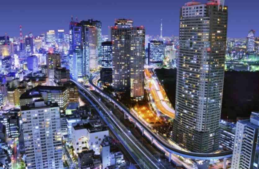 दुनिया के सुरक्षित शहरों की सूची में टोक्यो सबसे ऊपर, दिल्ली 43वें स्थान पर
