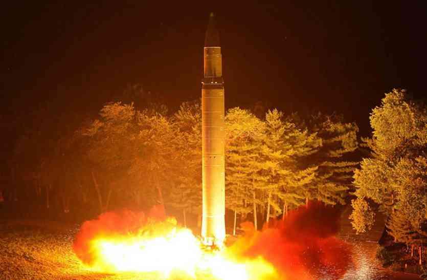नॉर्थ कोरिया में भूकंप के झटके, साउथ कोरिया ने जताई हाइड्रोजन बम परीक्षण की आशंका