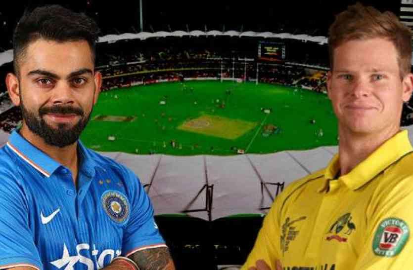 भारत VS ऑस्ट्रेलिया तीसरा टी-20 आज हैदराबाद में, दोनों टीमों की निगाहें सीरीज जीत पर