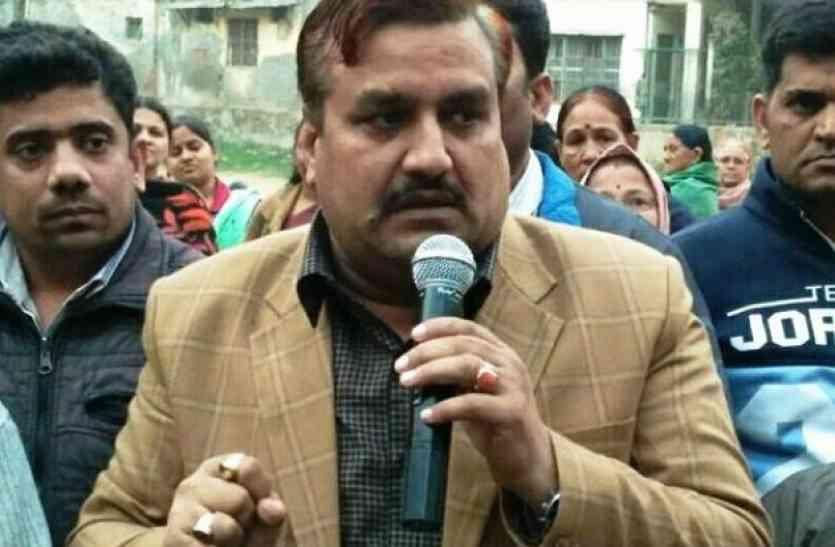 गाजियाबाद: पूर्व विधायक व कांग्रेस नेता पर 25 हजार रुपये का इनाम घोषित