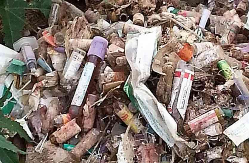 पर्यावरण के लिए बड़ा चैलेंज है बायो मेडिकल वेस्ट, यूपी सरकार ने बनाया एक्शन प्लान