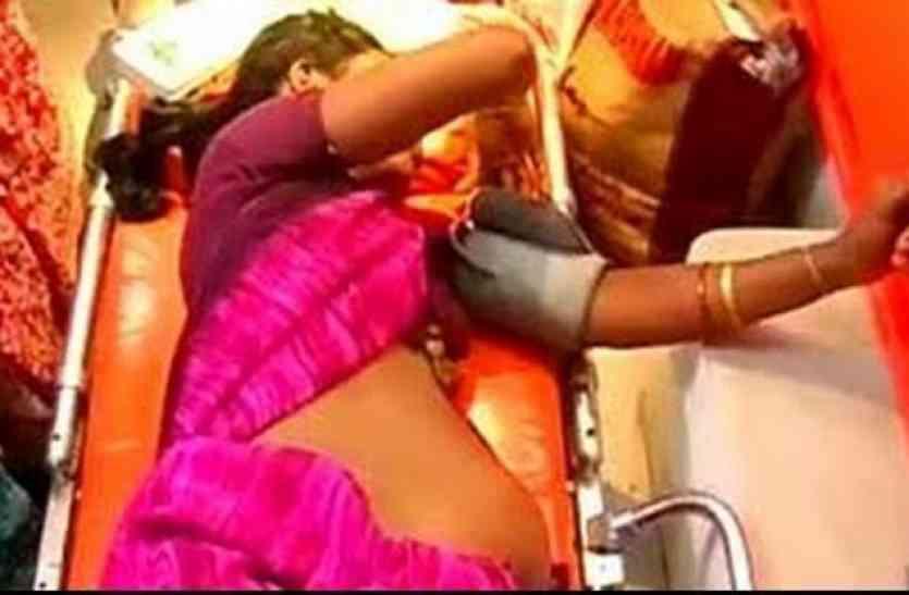 डॉक्टर प्रसूता को ऑपरेशन का डर दिखाते रहे और महिला के पेट से आधा बाहर निकल आया बच्चा, हैरान कर देगा अस्पताल का यह सच