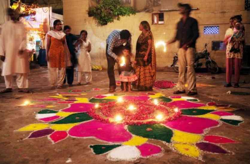 17 से 21 तक दीपावली पर बने विशेष योग, मिलेगी सभी को सुख-समृद्धि