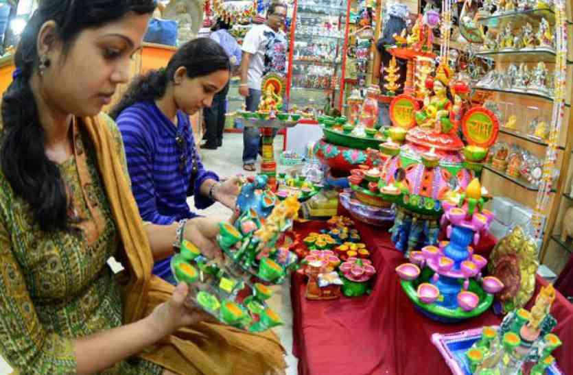 दीपावली महासंयोग: बाजार में खरीदारी का पुष्य नक्षत्र, ये रहा शॉपिंग का शुभ मुहुर्त