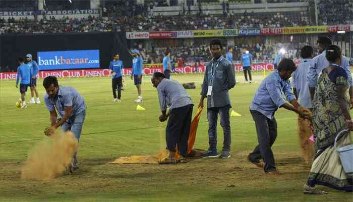 India vs Australia 3rd T20 Match called off due to Rain