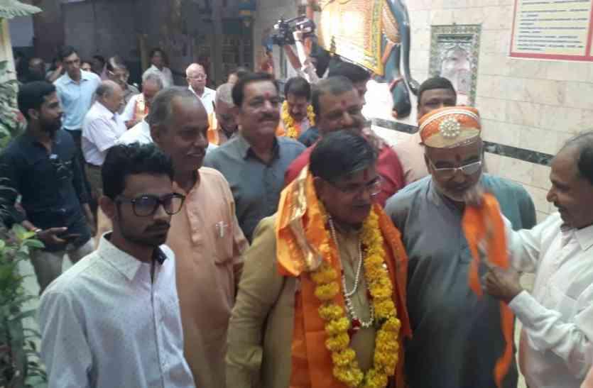 VIDEO:  राजस्थान के  गृहमंत्री कटारिया ने अपने 74वें जन्मदिन पर किया ये बड़़ा़ खुलासा, इन अफवाहों पर लगाया ब्रेक
