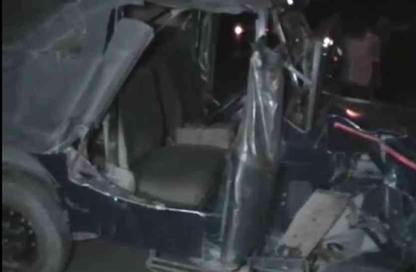 एक एक्सीडेंट ने खोली पुलिस की पोल, नशे में दौड़ा रहे हैं सड़क पर गाड़ियां