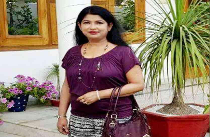 Video: अपर निदेशक की पत्नी ने बंद कमरे में लगाया मौत को गले