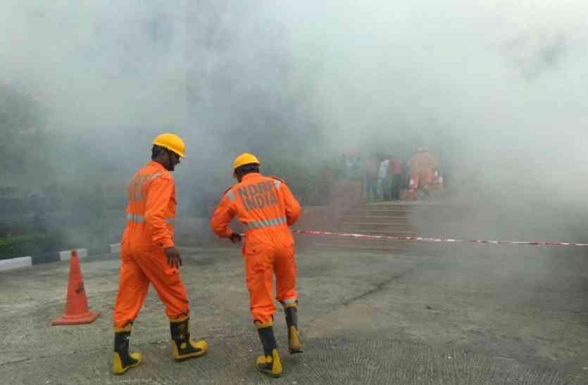 ISRO के इस सेंटर पर बड़ा धमाका, दो संदिग्ध युवक जिंदा पकडे गए