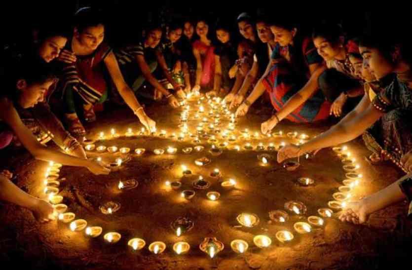 २७ साल बाद दीपावली पर शुभ-लाभकारी सिद्धी योग