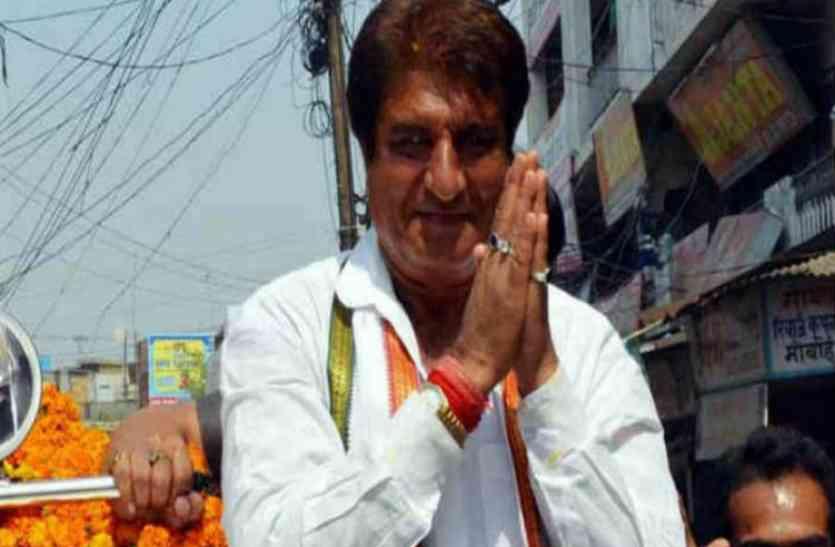राज बब्बर को कांग्रेस का फिर से अध्यक्ष बनाने में आगरा की बड़ी भूमिका