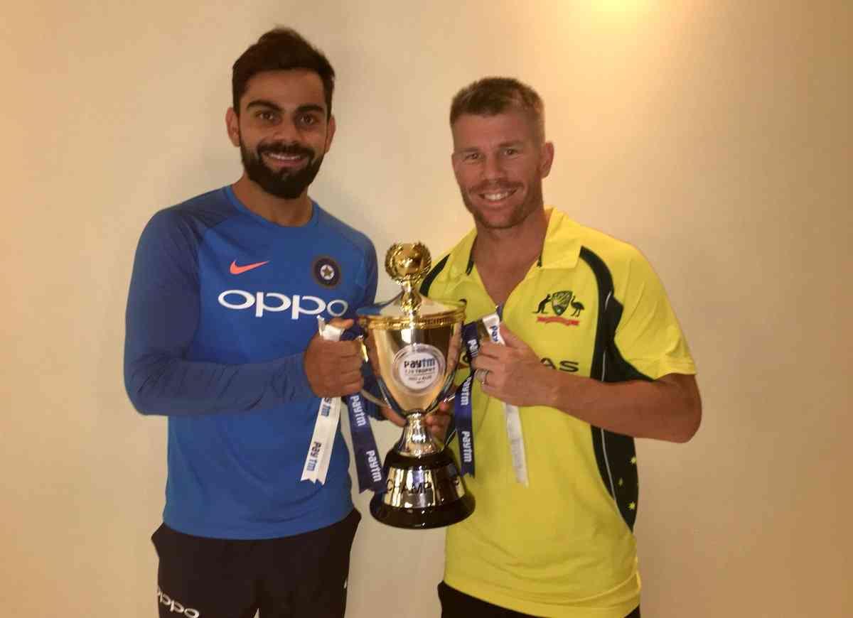 India vs Australia match called off