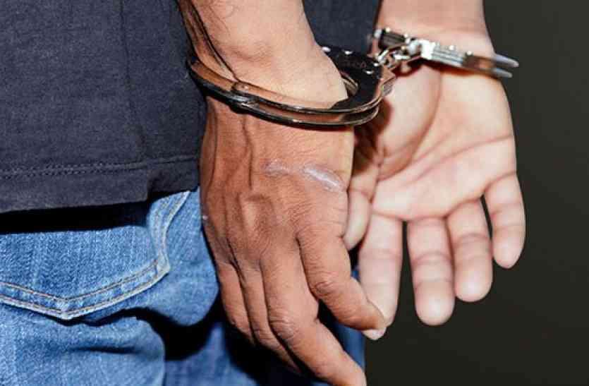 सौ करोड़ की हेराफेरी में एयरपोर्ट अथॉरिटी अधिकारी गिरफ्तार