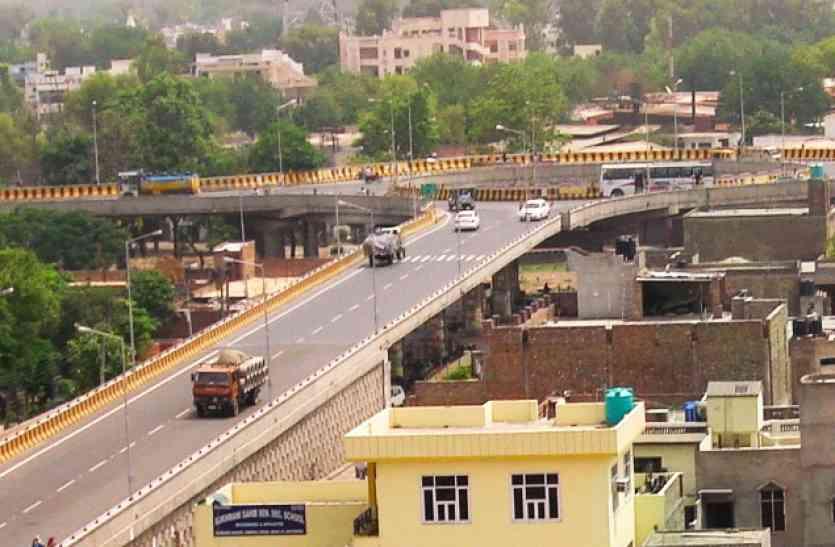 एलीवेटेड रोड, आरओबी, आरयूबी प्रोजेक्टः GST के नाम पर जेडीए की बढ़ी मुसीबत