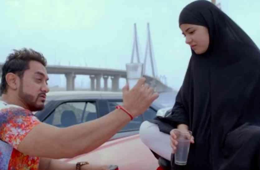 Reveals: नहाने से डरने वाले आमिर वर्कआउट के दौरान देते हैं गंदी-गंदी गालियां, क्यों? यहां  जानें