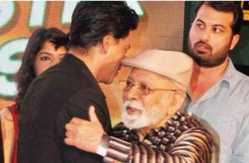 दिवाली पार्टी से पहले शाहरुख को मिली गमगीन खबर, नहीं रहे उन्हें खोजने वाले