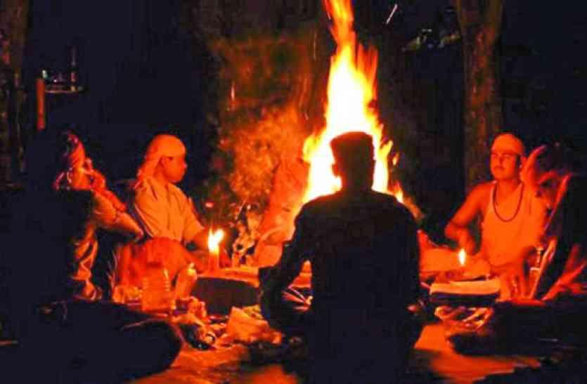 MP के इस शहर में है तंत्र साधना का दुर्लभ स्थान, दीपावली की रात में आते है दुनिया भर के तांत्रिक