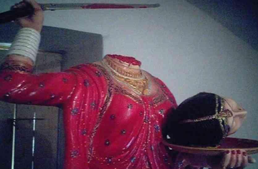 तो इसलिए राजस्थान की इस राजपूत क्षत्राणी ने रणभूमि में भिजवा दिया अपना कटा सिर...
