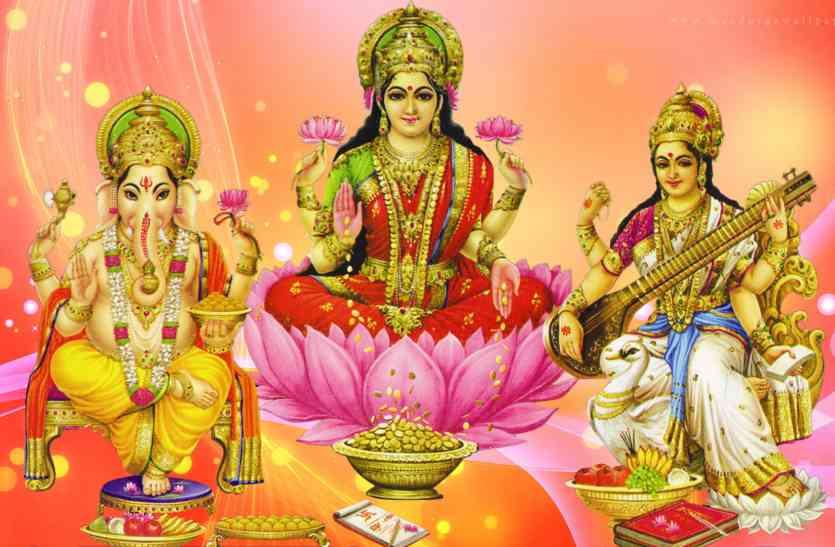 Image result for diwali pujan