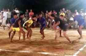 Jaisalmer- खेल में दिखाया उत्साह, जिला कलक्टर ने दी नियमित योग की सलाह