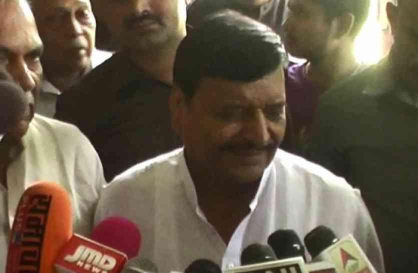 शिवपाल यादव ने कहा - सपा के सुप्रीमो हैं अखिलेश और मैं विधायक