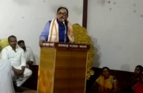 अयोध्या में राम मंदिर निर्माण पर महेंद्र नाथ पांडेय का बयान, कोर्ट के निर्देशों का होगा पालन