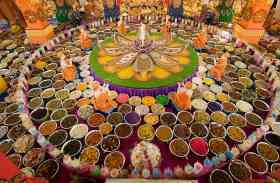 दीपावली के अगले दिन क्यों मनाया जाता है गोवर्धन पर्व, जानिए खास रिपोर्ट में...