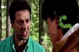 जब सनी ने सचमुच गुस्से में फाड़ डाली थी जींस, पिटते-पिटते बचे थे शाहरुख