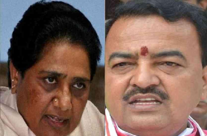 मायावती की रैली के पहले आजमगढ़ का दौरा करेंगे डिप्टी सीएम केशव मौर्य