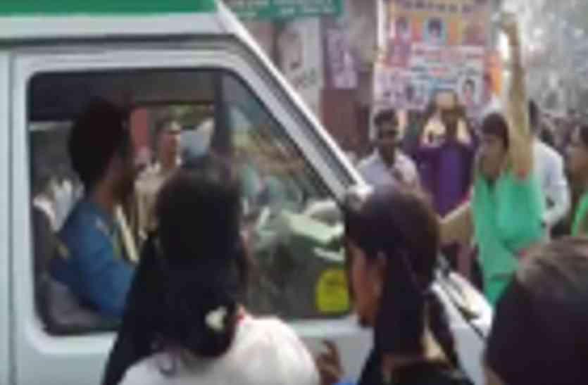 हैवान पिता ने चलती ट्रेन से तीन मासूम बच्चियों को फेंका, रेलवे पुलिस बोली- मामला हमारे क्षेत्र से बाहर