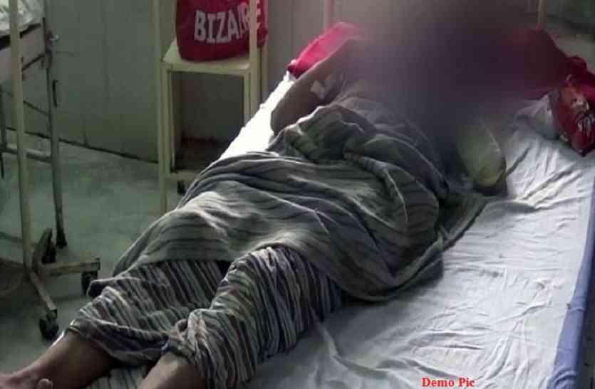 जौनपुर में वृद्धा से सामूहिक दुष्कर्म, तीन हिरासत में