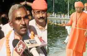 भाजपा विधायक ने मोदी और योगी पर ही बोला हमला, सरकार के विरोध में दिया बड़ा बयान