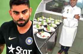 सुबह के नाश्ते से लेकर रात डिनर तक क्या खाते हैं टीम इंडिया के खिलाड़ी, शेफ ने लीक किया पूरा मेन्यू...
