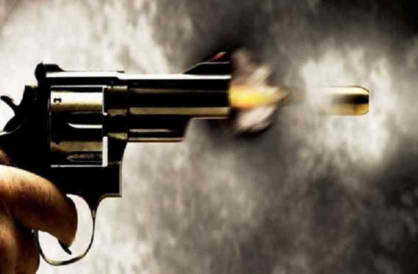 जौनपुर में बदमाशों ने युवक को मारी गोली