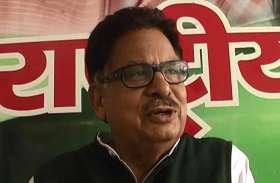 कांग्रेस नेता ने EVM पर फोड़ा पार्टी की हार का ठीकरा, कहा - बैलेट से होंगे स्थानीय चुनाव