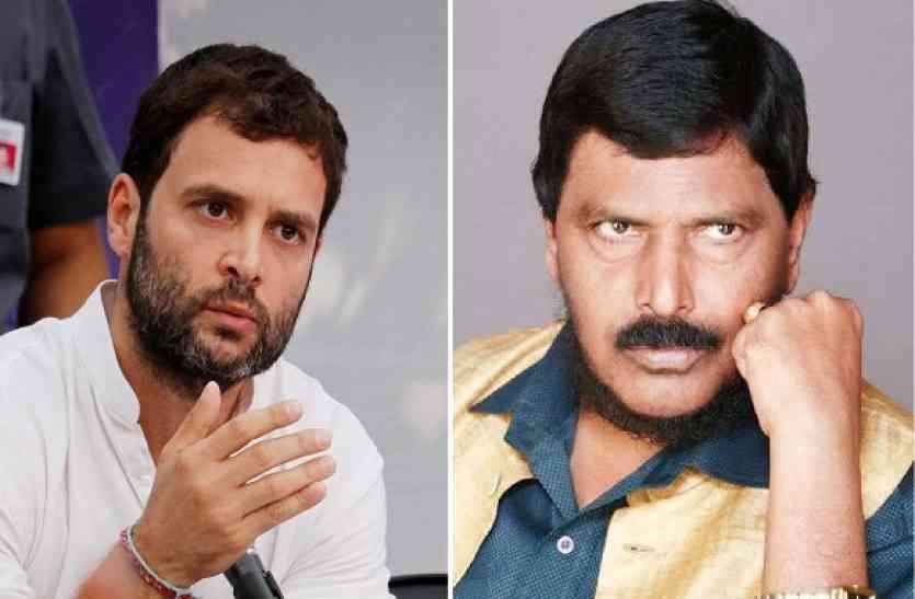 राहुल करेंगे दलित लड़की से शादी, तब साकार होगा बापू का सपना: केंद्रीय मंत्री