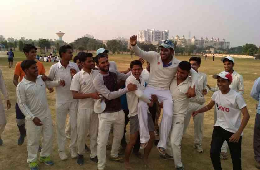 कानपुर को हराकर हरदोई ने जीता खिताब, 85 रनों से दर्ज की शानदार जीत