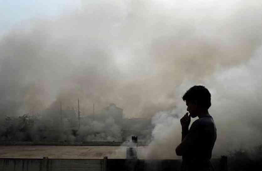 दिल्ली नहीं ये शहर है देश का सबसे प्रदूषित शहर, जारी हुई लिस्ट