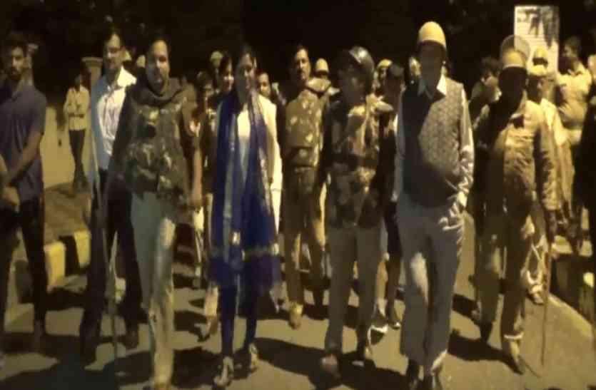 उपद्रव के बाद मेडिकल कॉलेज के 12 छात्र निष्कासित, 83 पर मुकदमा