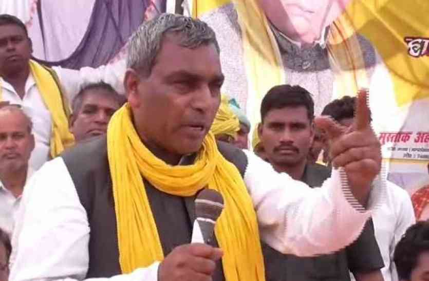 मंत्री राजभर ने कहा, भाजपा से नहीं बनी बात तो अकेले लड़ेंगे निकाय चुनाव