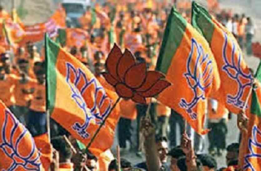BJP Marathon Meeting Over This Name Selected For Mayorship - भाजपा ने मेयर  के लिए इस नाम पर लगाई मुहर!   Patrika News