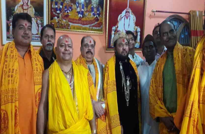 5 दिसंबर से पहले राम जन्म भूमि विवाद का आपसी समझौते से निकलेगा हल: प्रिंस तूसी