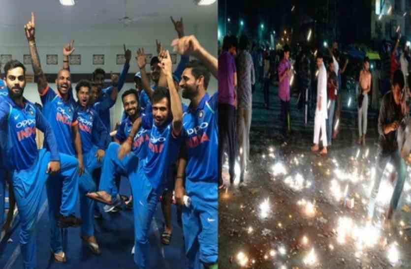 टी20 सीरिज में भारत की हर जीत पर पाकिस्तान में फूटेंगे जोरदार पटाखे, खुशियाँ मनाएंगे पाकिस्तानी!