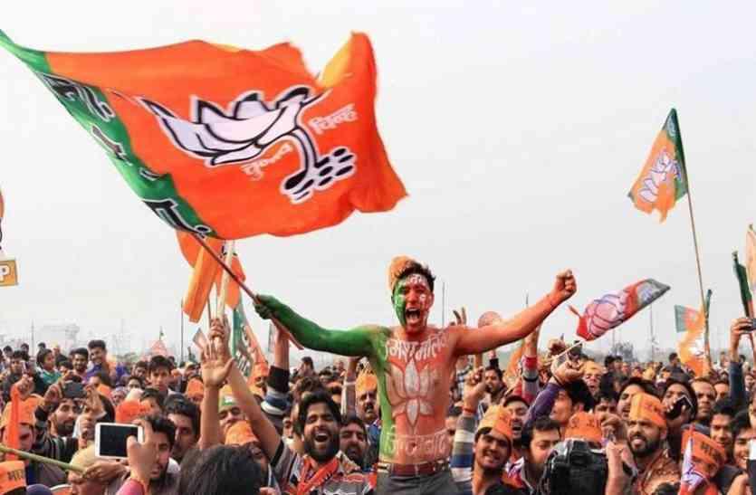 बड़ी खबर:  भाजपा ने जारी की अपनी पहली सूची, देखें पूरी लिस्ट...