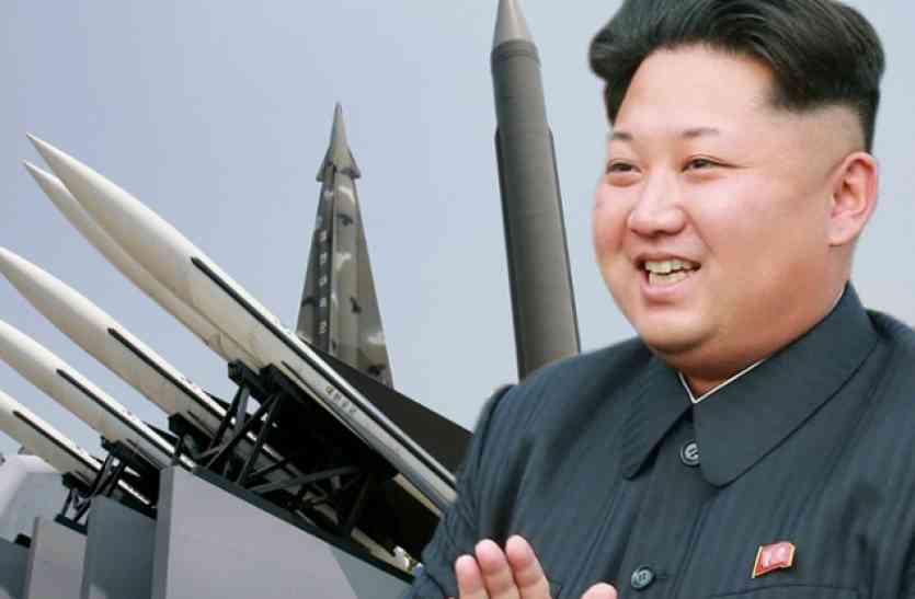 अमरीका पर भड़का उत्तर कोरिया का तानाशाह, फिर परमाणु परीक्षण की तैयारी
